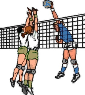 Permainan Bola Voli | tikarahayu26
